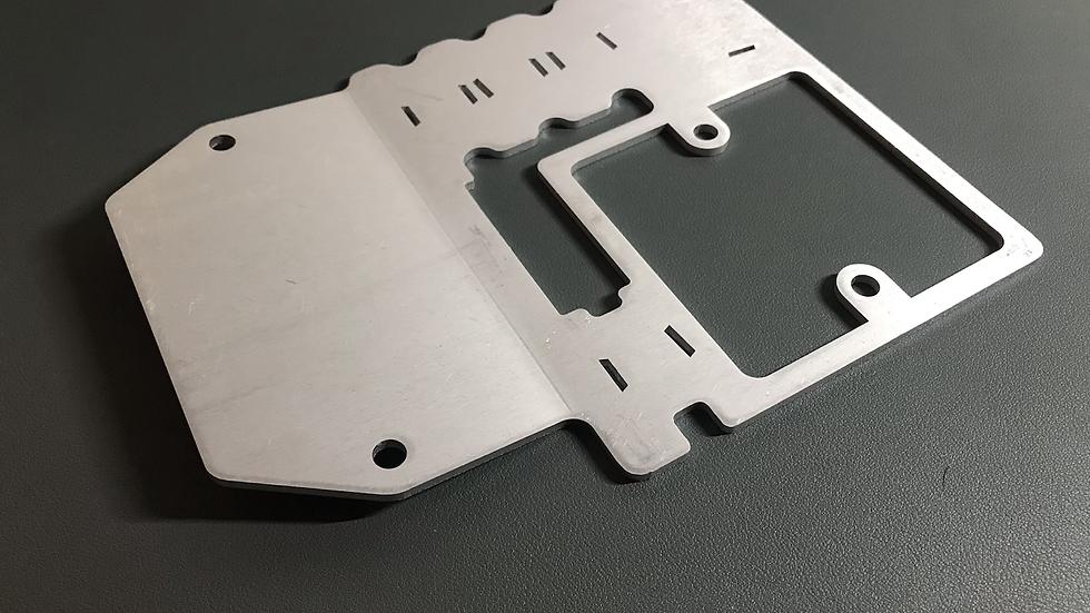 Laser Cutting Error - CDI Trays Discounted $36