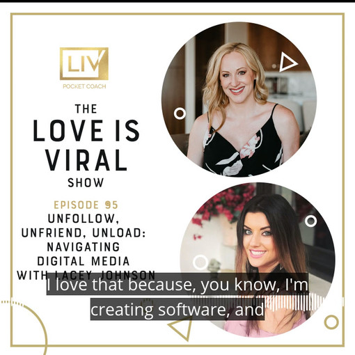 Love Is Viral with Guest Lacey Johnson