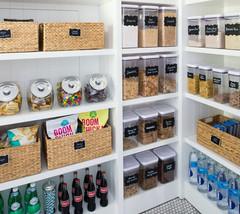 Food Pantry Organized