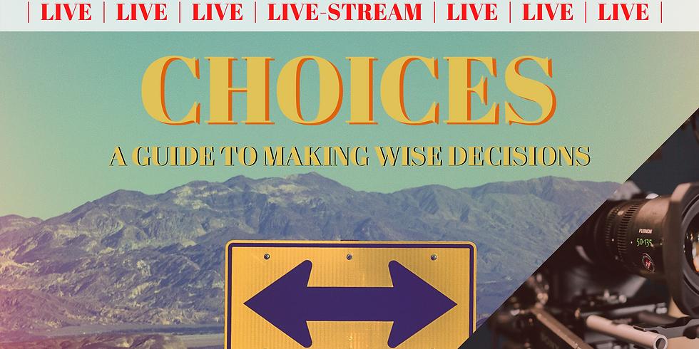 Sunday Service Live-Stream
