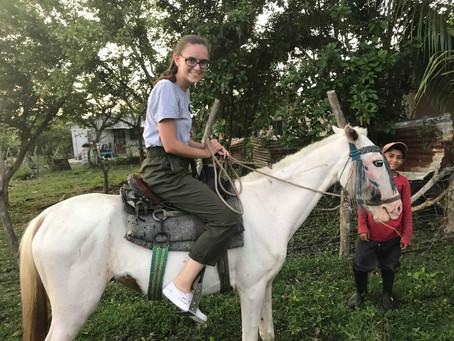 Faith & Sweat: Mikayla Pierce's Missionary Testimony 2019