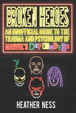 BROKEN HEROES COVER