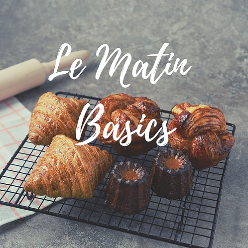 Le Matin Basics, 22nd Oct Thu