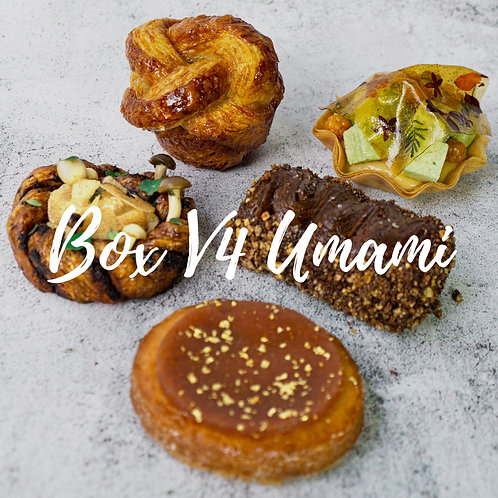 Le Matin Pastry Box v4 (Umami), 7th Nov Sat