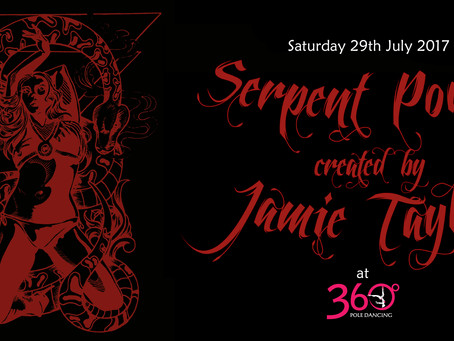Serpent Power with Jamie Taylor 29th July