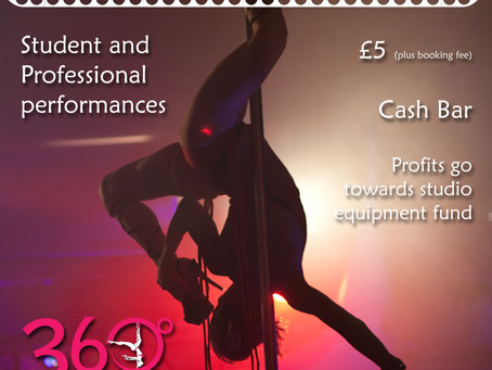 360's First Student Show - 27th September 2014