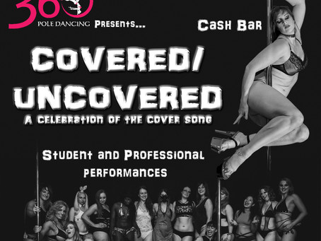 """Covered/Uncovered"" Student Show 29th April 2017"