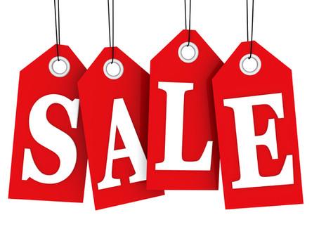 January Sale 2020 - 360 is 10!