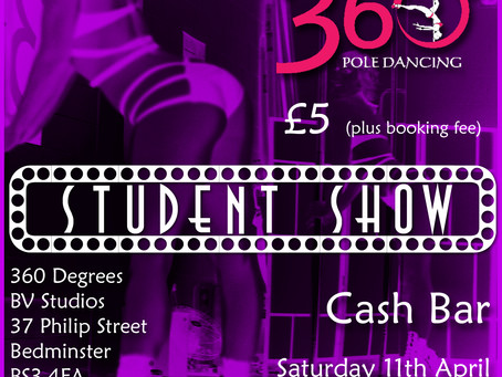 Spring Show - 11th April 2015