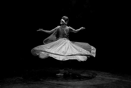 Kathak Recital Indu Panday Photo Credit Varsha Raghoebarsingh