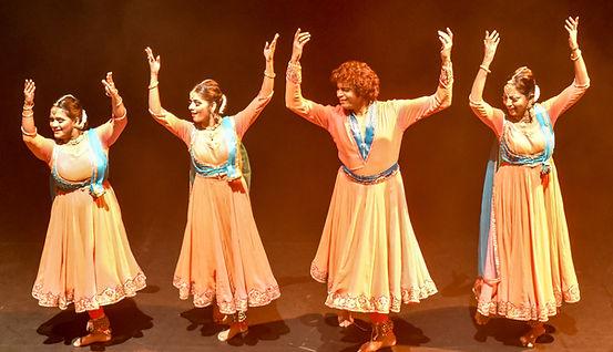 Bhavna Korzo Theater India Dans Festival 2016 Hari Chethana Indu Panday