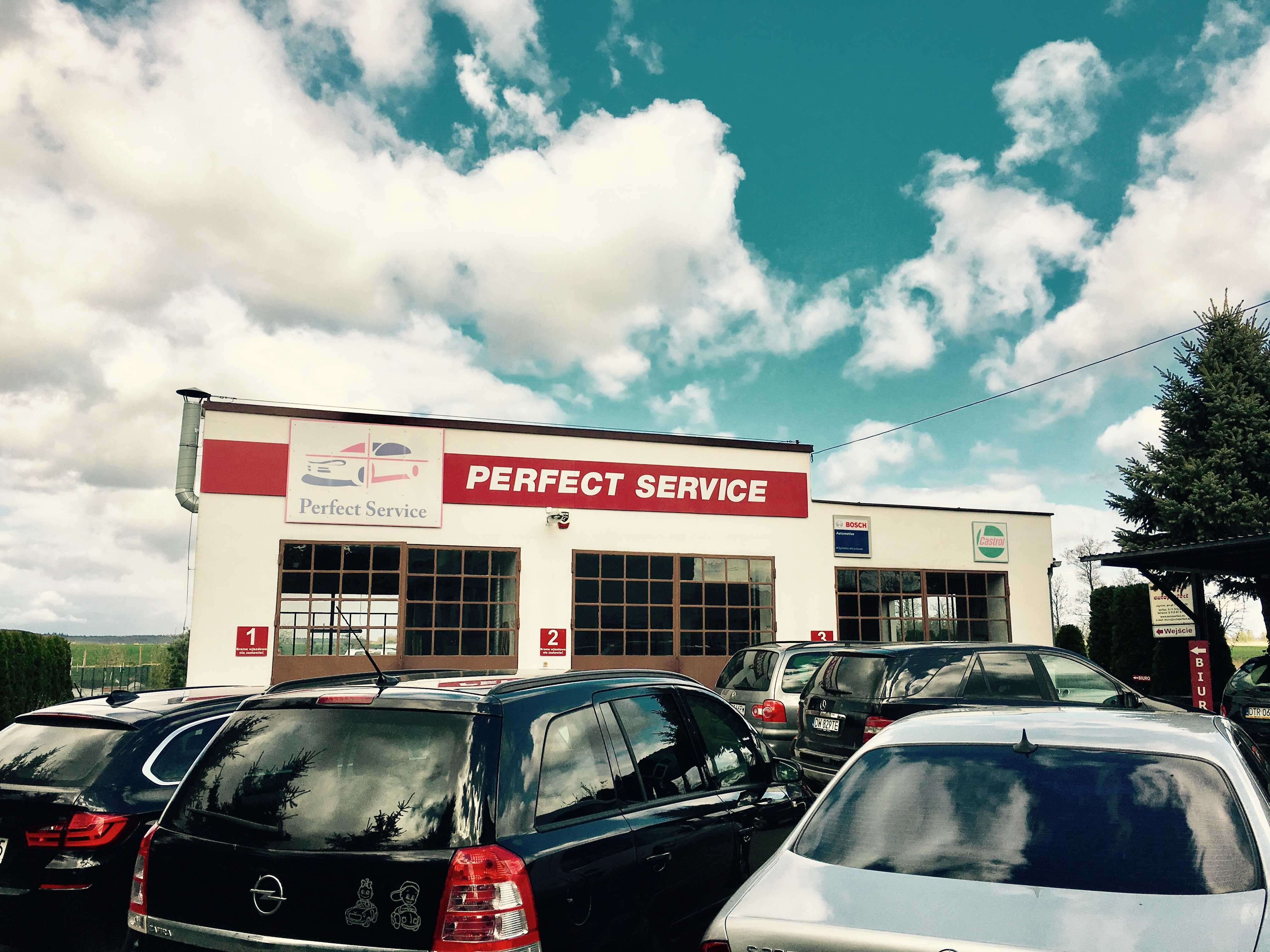 Siedziba naszej firmy od 1992r.