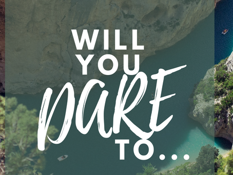 WILL YOU DARE TO Be Immersed in the Holy Spirit?