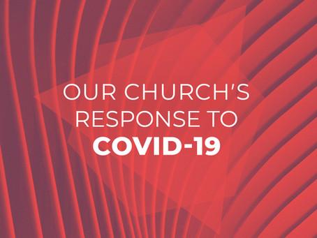 Sunday Service Moved Online