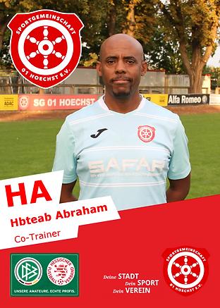 Hbteab Abraham