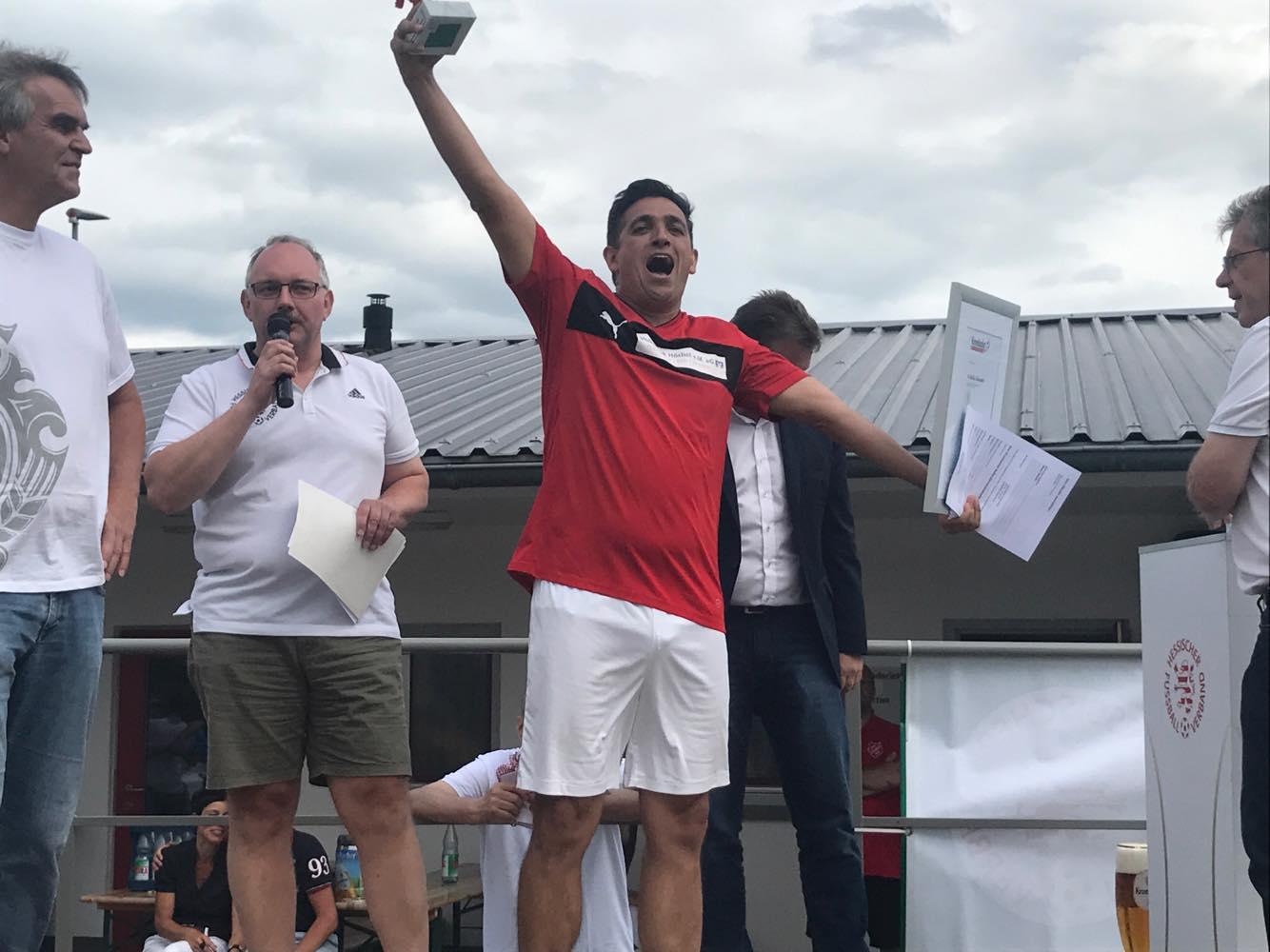 Ü40-CUP SIEGER SG HOECHST CLASSIQUE