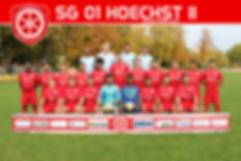 SG 01 Hoechst II 2018/2019