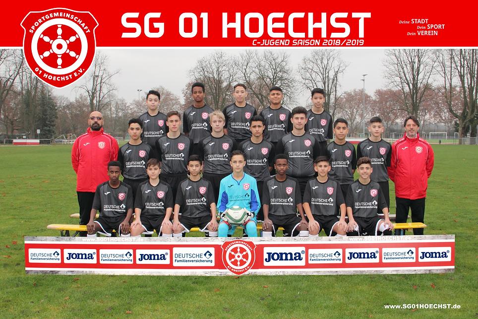 C-Jugend- SG 01 Hoechst