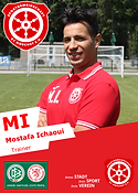 Mostafa Ichaoui SG 01 Hoechst e.V.