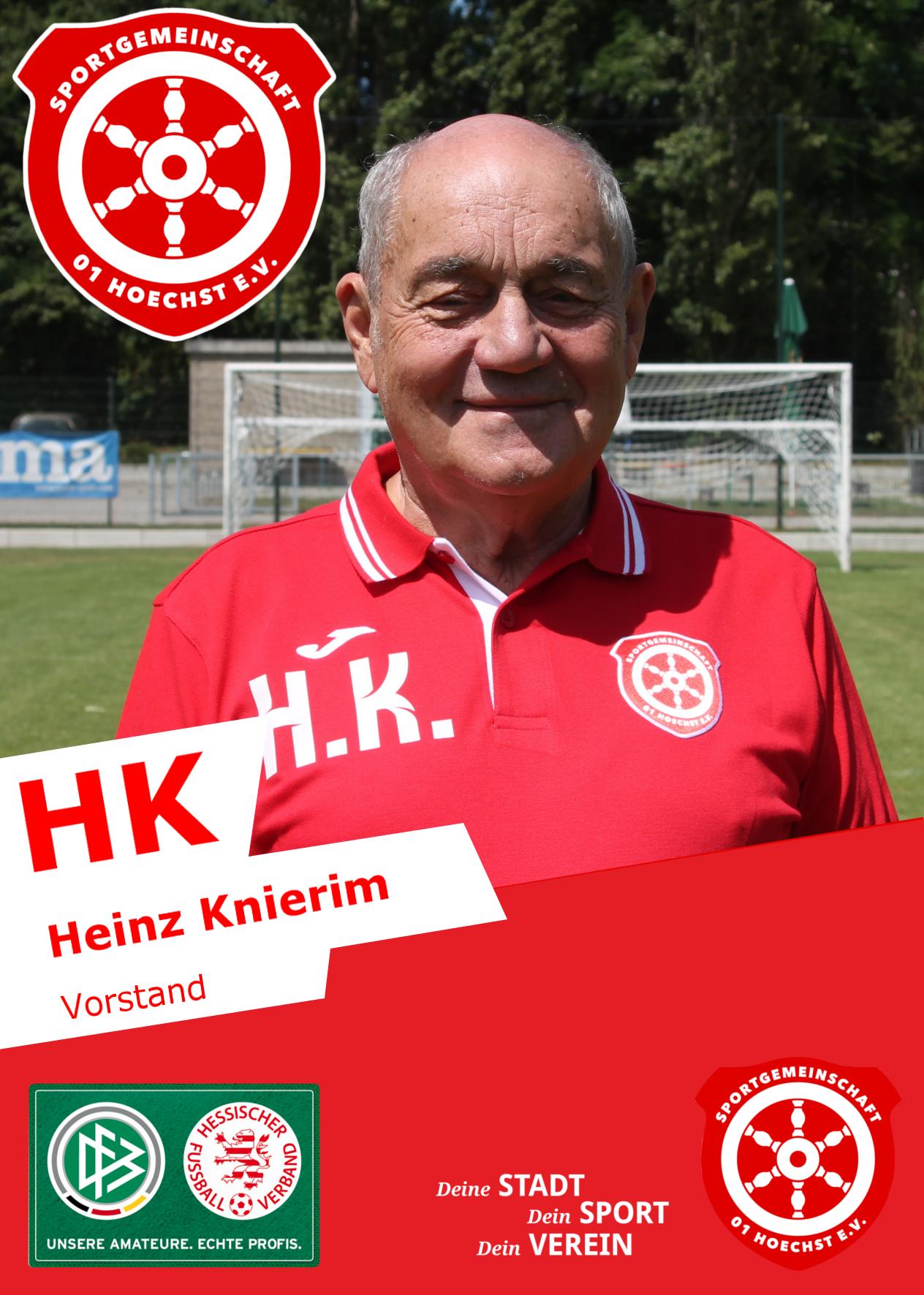Heinz Knierim
