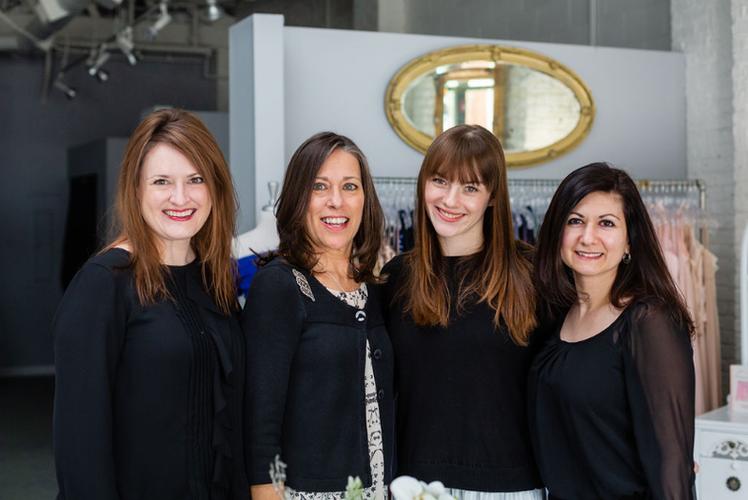 Bridal Consultants & Shop Owner Kathy Lager