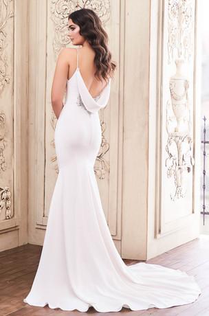 Paloma Blanca Bridal Gown
