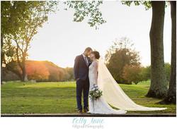 Haleigh real bride