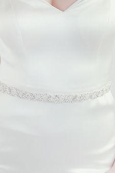 Bridal Belt sash