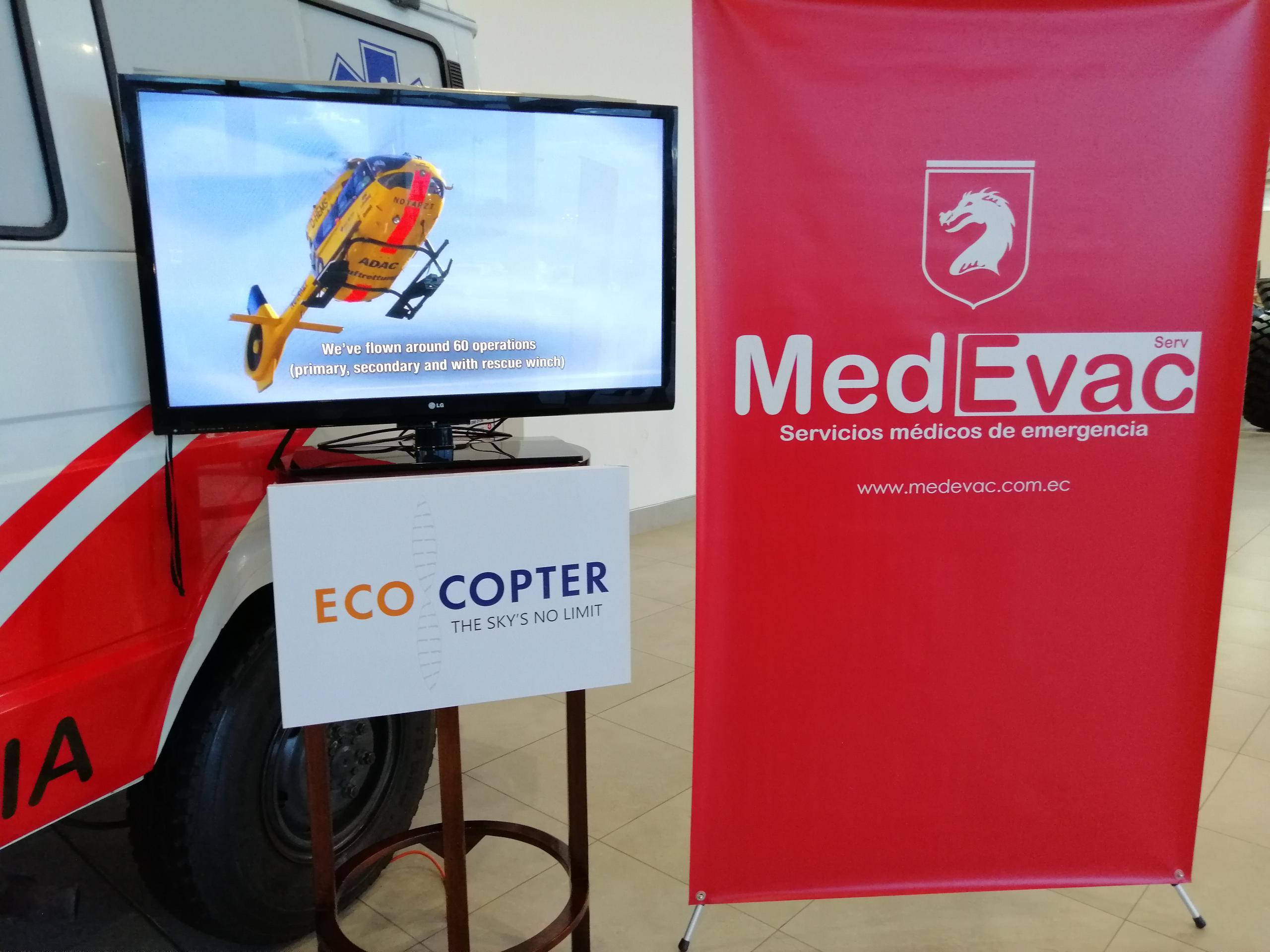 FeriaMineraConEcocopter