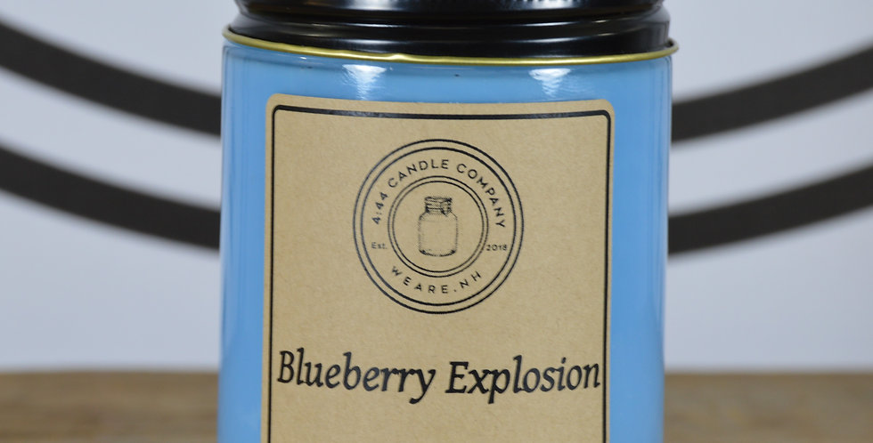 Blueberry Explosion