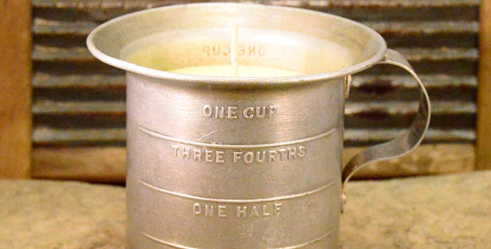 Antique Measuring One Cup