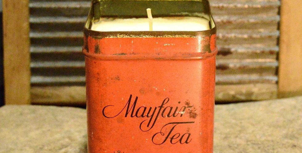 Antique Mayfair Tea Tin