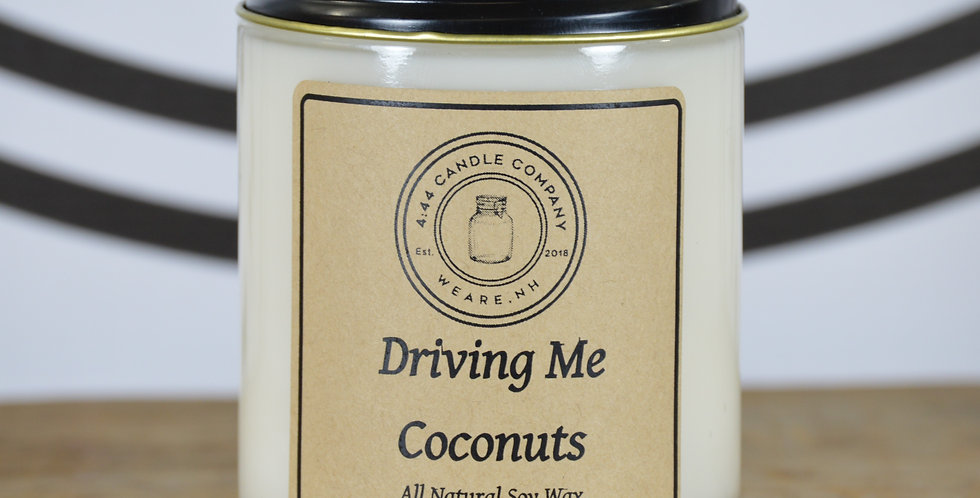 Driving Me Coconuts
