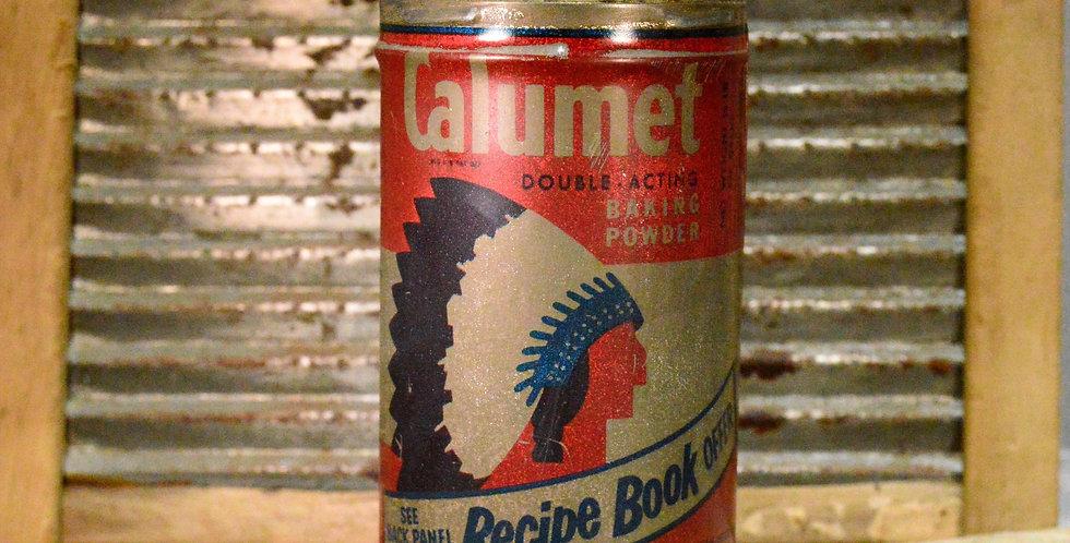 Antique Calumet Can