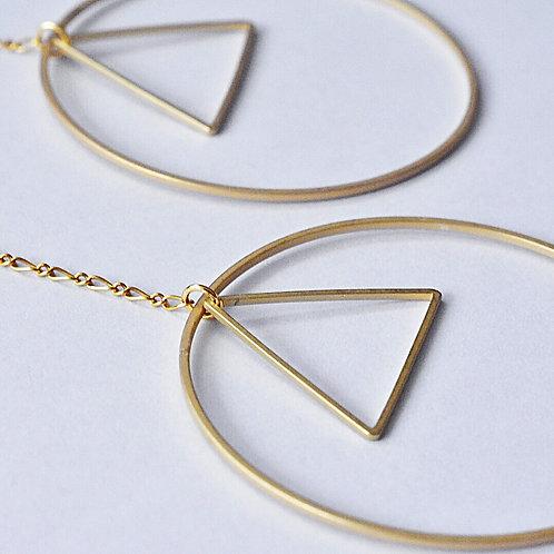 Stekers geometrisch cirkel L + driehoek