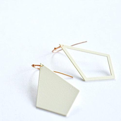 Hangers ruit WHITE