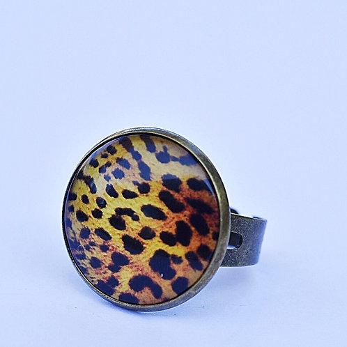Verstelbare ring LEOPARD
