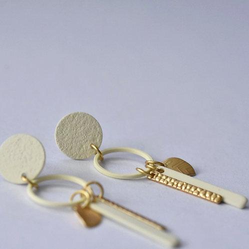 Stekers blaadje-staafjes WHITE  GOLD