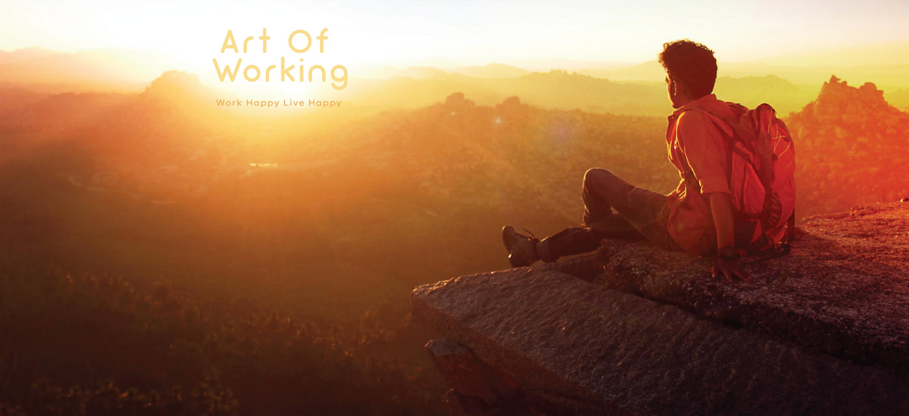 'Art Of Working' - Seminar/Webinar