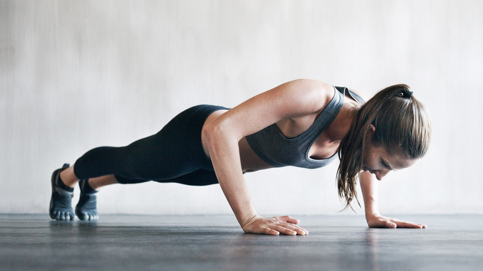 Can Push-ups Prevent Heart Disease?