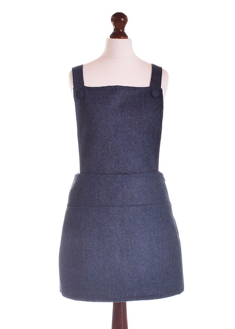 The Eastthorpe Dress - Navy