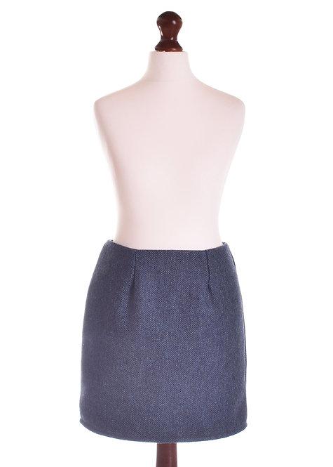 The Peldon Skirt - Navy
