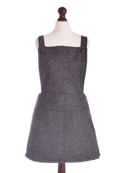 The Eastthorpe Dress - Grey