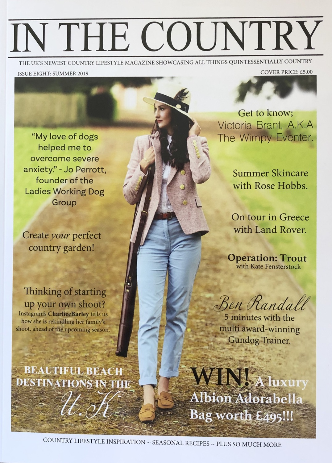 In The Country Magazine