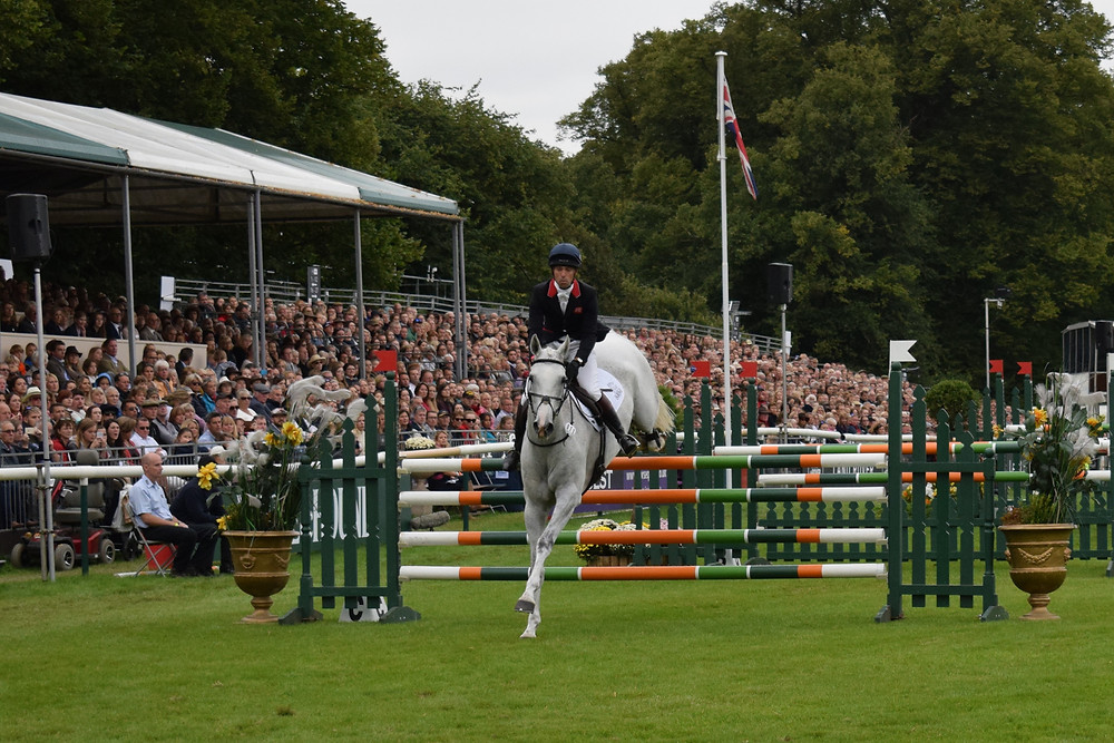 Harry Meade and Away Cruising, one of our 'ones to watch'