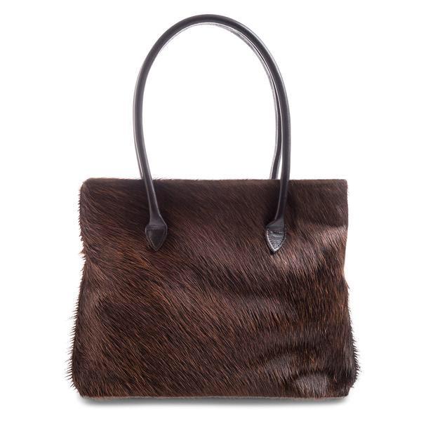 Foxley cowhide handbag