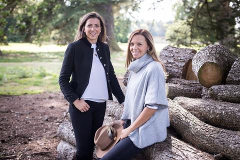 Hicks & Brown founders Alice & Rosie