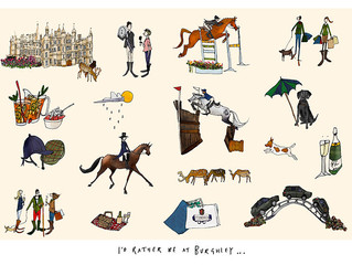 Wittily illustrating the world - Katie Cardew Illustrations