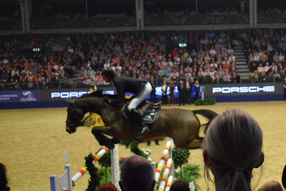 Ben Maher and Winning Good