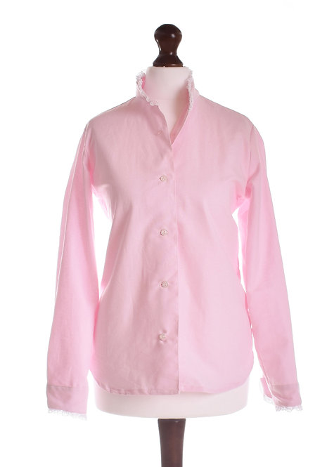 The Audley Shirt - Pink